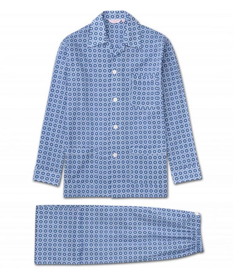 Printed Cotton Pyjamas image 0