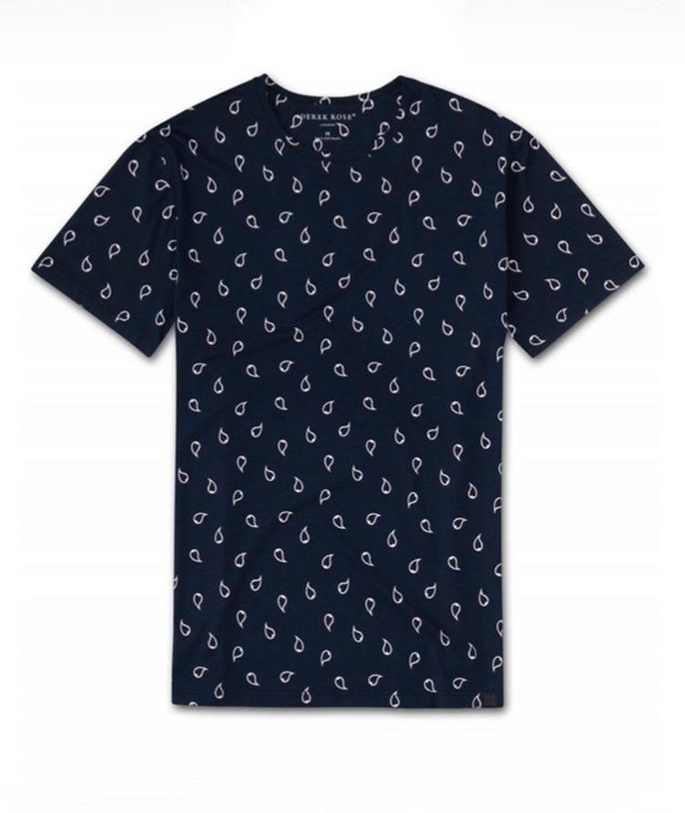Printed Jersey T-Shirt image 0