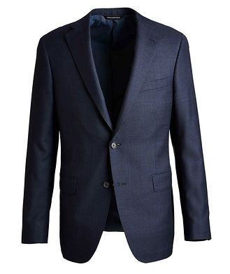 Samuelsohn Madison Micro-Nailhead Suit