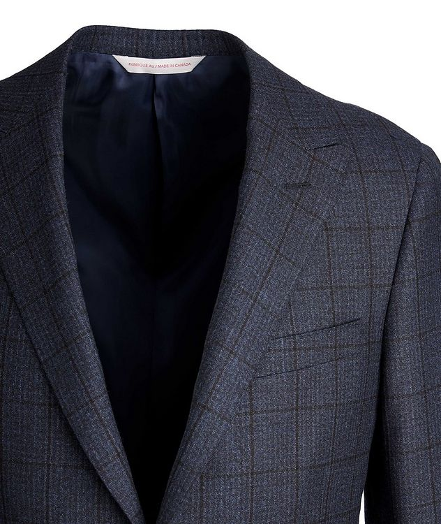 Madison Windowpane Suit picture 2
