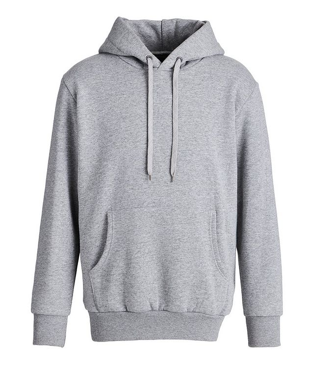 Basketball Court Silk-printed Cotton Hoodie picture 2