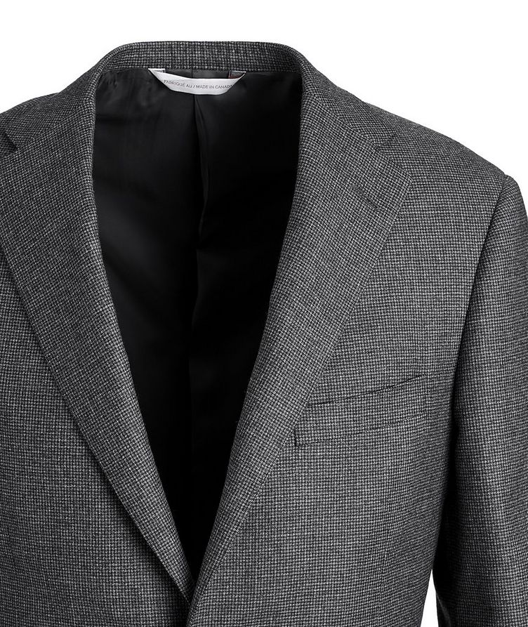 Madison Houndstooth Super 130s Suit image 2