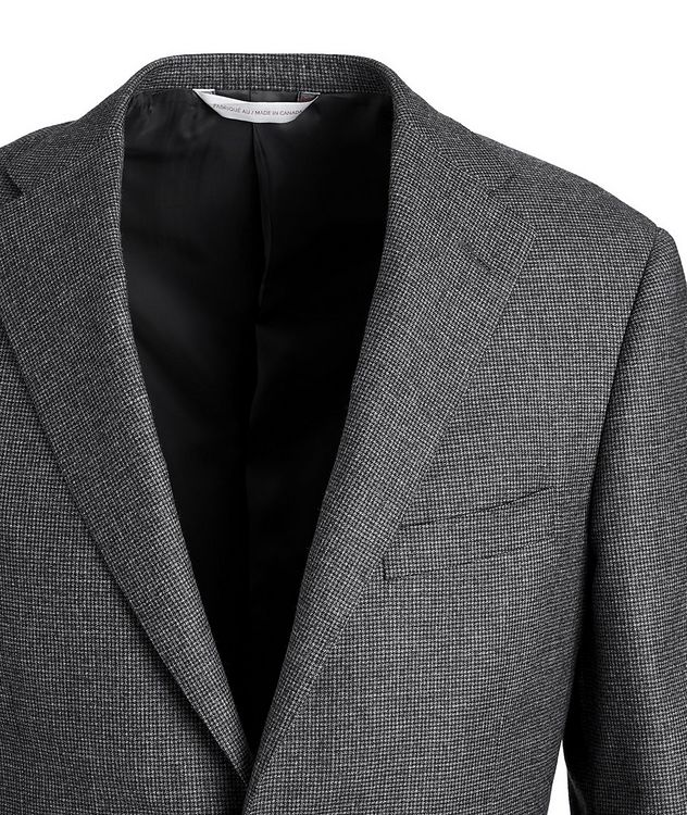Madison Houndstooth Super 130s Suit picture 3