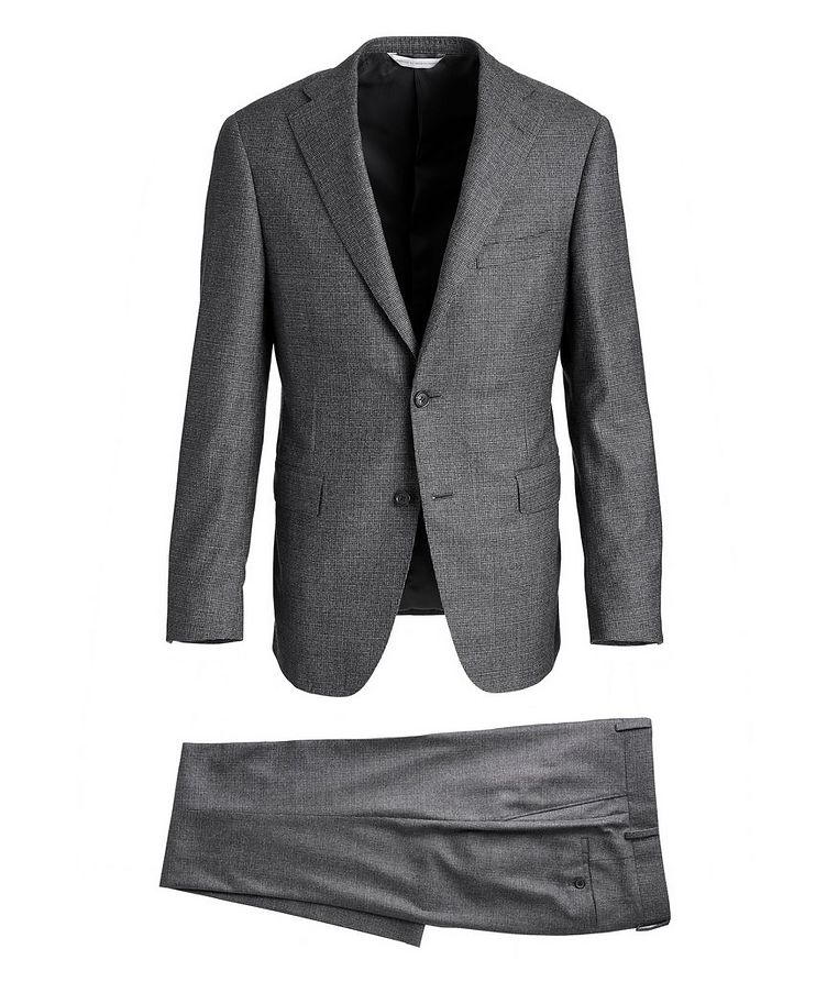 Madison Houndstooth Super 130s Suit image 0