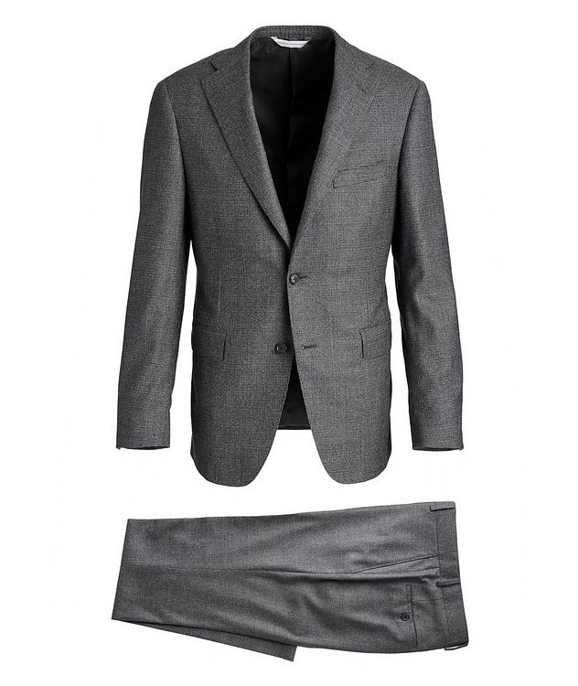 Madison Houndstooth Super 130s Suit picture 1