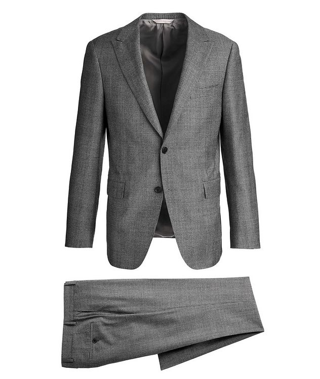 Madison Checked Suit picture 1