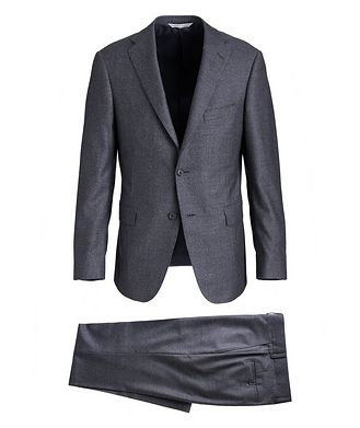 Samuelsohn Madison Micro-Grid Suit