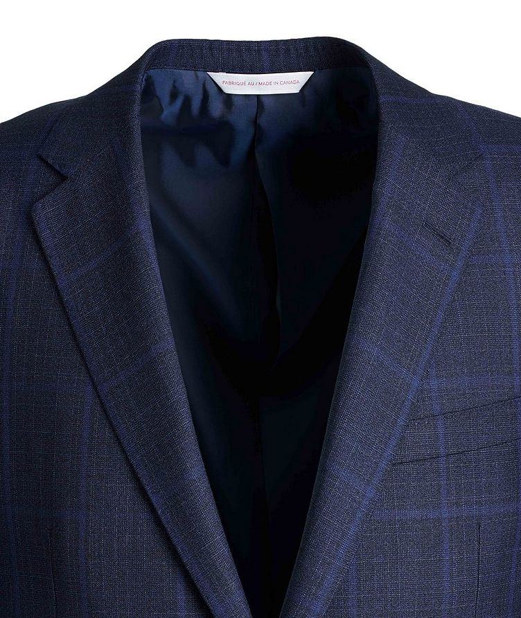 Cosmo Checked Suit image 2