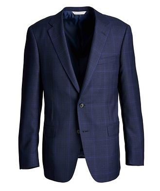 Samuelsohn Cosmo Checked Suit