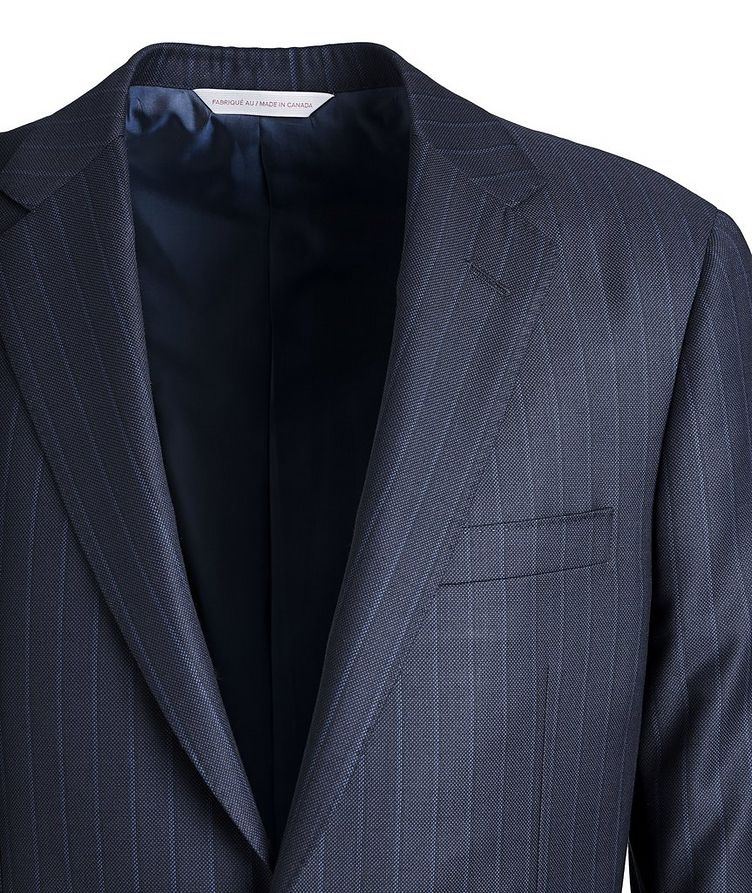 Cosmo Pinstriped Super 150s Suit image 2