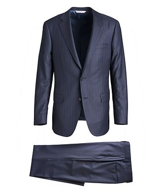 Samuelsohn Cosmo Pinstriped Super 150s Suit