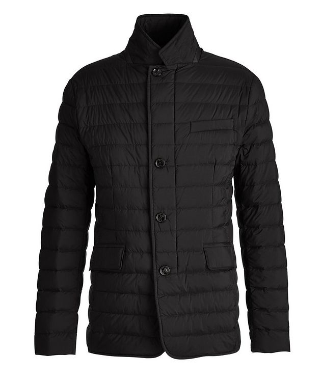 Water-Resistant Down Jacket picture 1