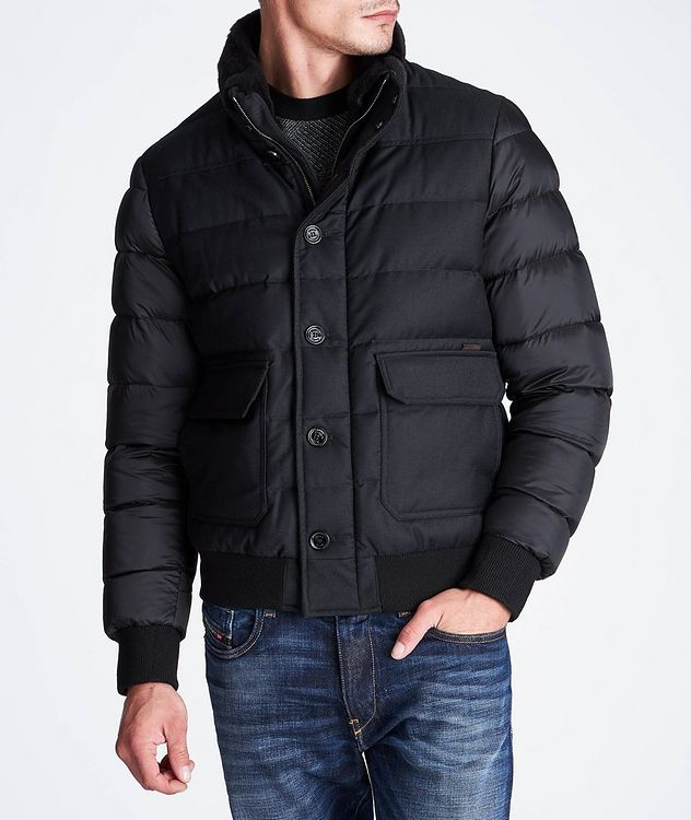Fantoni Waterproof Bomber Jacket picture 2