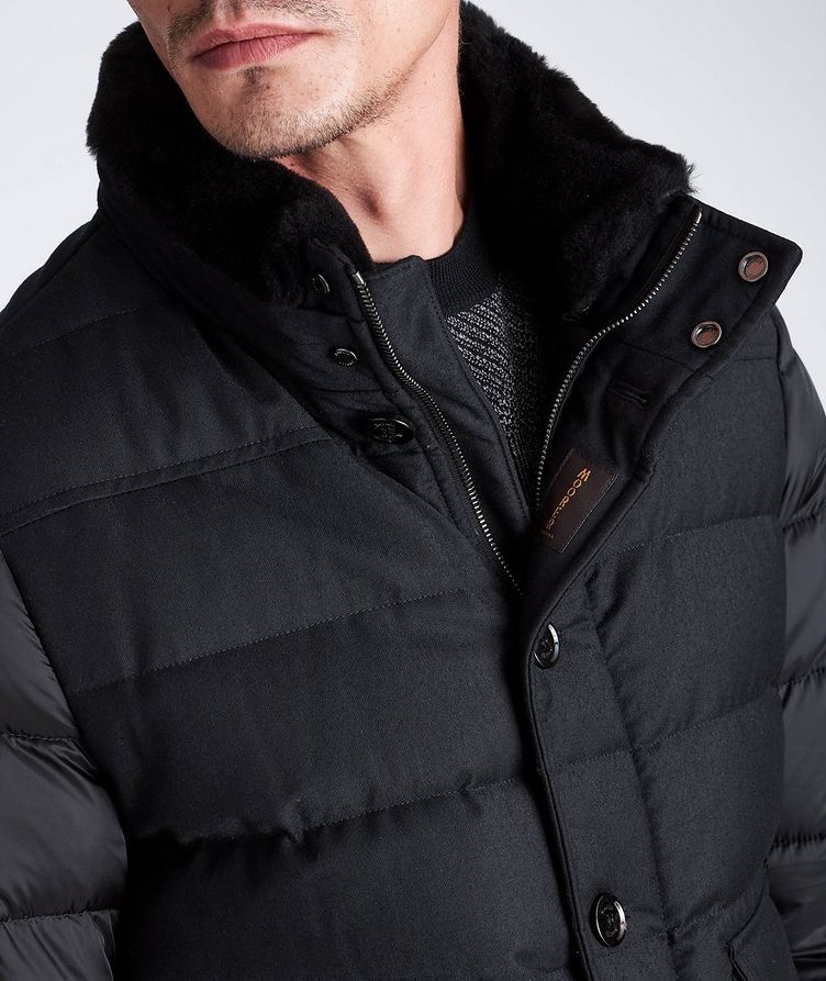 Fantoni Waterproof Bomber Jacket image 2