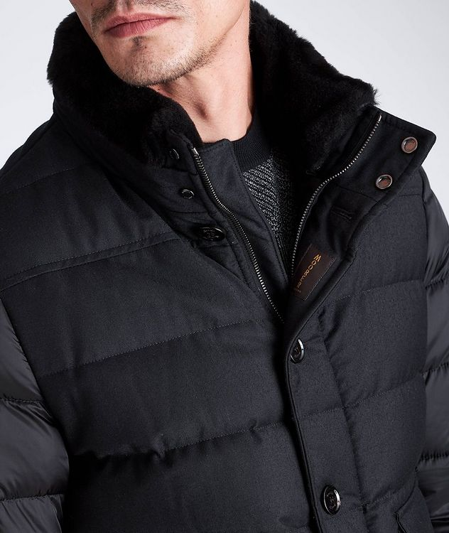 Fantoni Waterproof Bomber Jacket picture 3