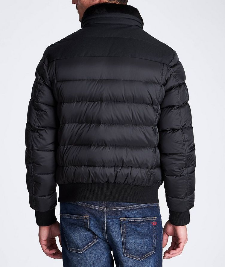 Fantoni Waterproof Bomber Jacket image 3