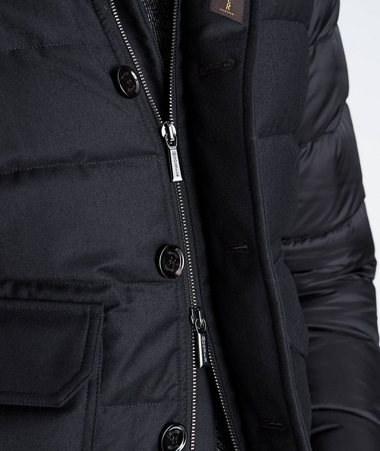 Fantoni Waterproof Bomber Jacket image 4