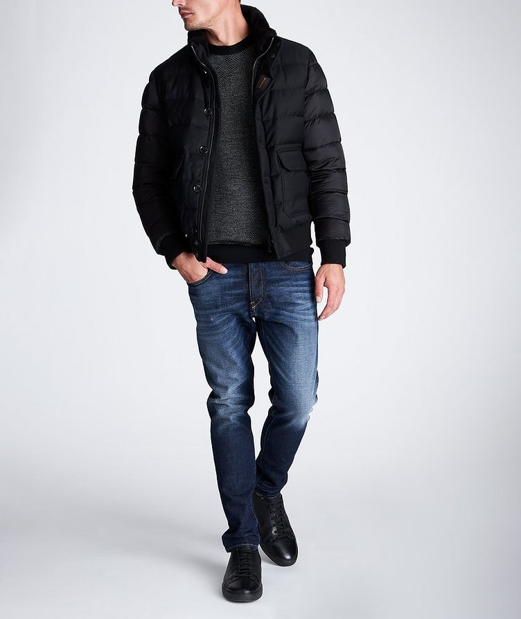Fantoni Waterproof Bomber Jacket image 5