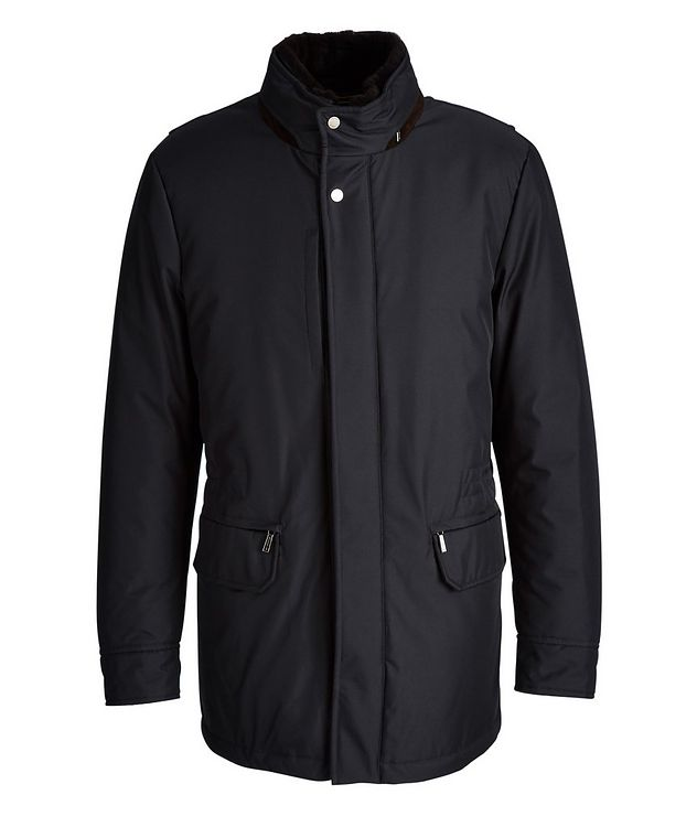 Bernier Waterproof Down Jacket picture 1