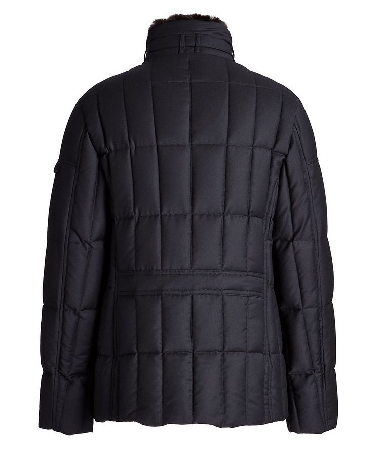 Siro Quilted Wool-Cashmere Jacket image 1