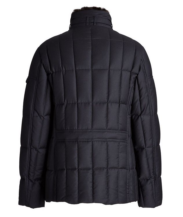 Siro Quilted Wool-Cashmere Jacket picture 2