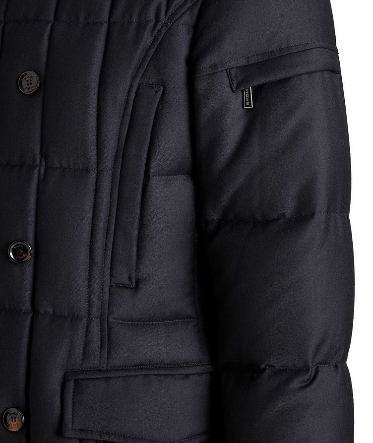 Siro Quilted Wool-Cashmere Jacket image 3