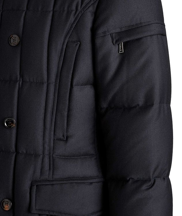 Siro Quilted Wool-Cashmere Jacket picture 4