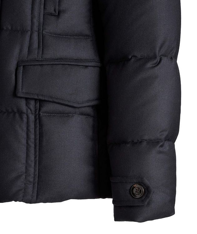 Siro Quilted Wool-Cashmere Jacket picture 5