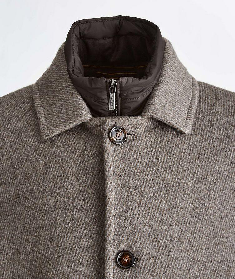 Monferatto Cashmere Overcoat image 1