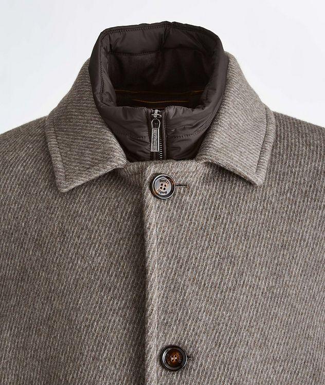 Monferatto Cashmere Overcoat picture 2