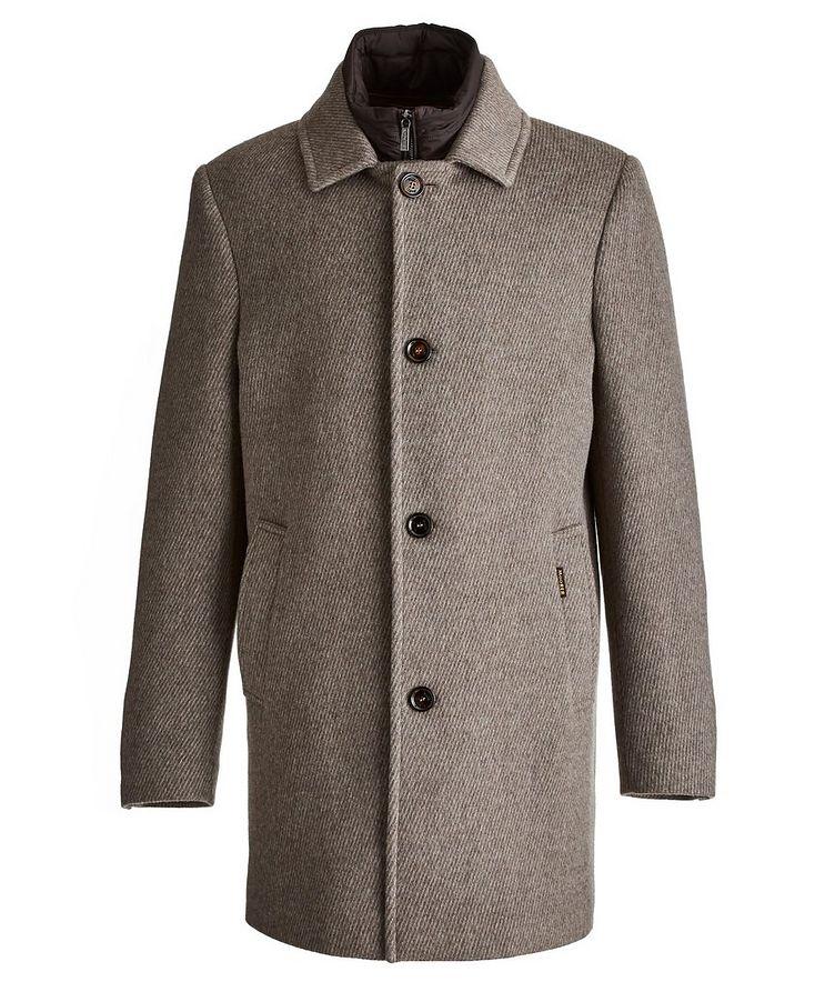 Monferatto Cashmere Overcoat image 0