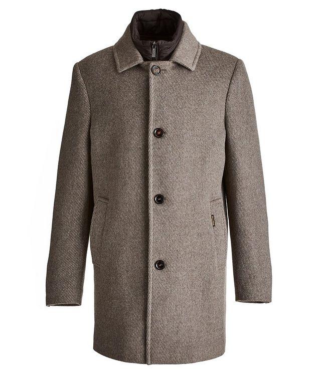 Monferatto Cashmere Overcoat picture 1