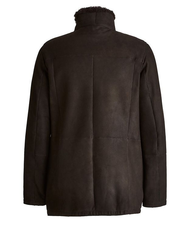 Ettore Me Shearling Jacket picture 2