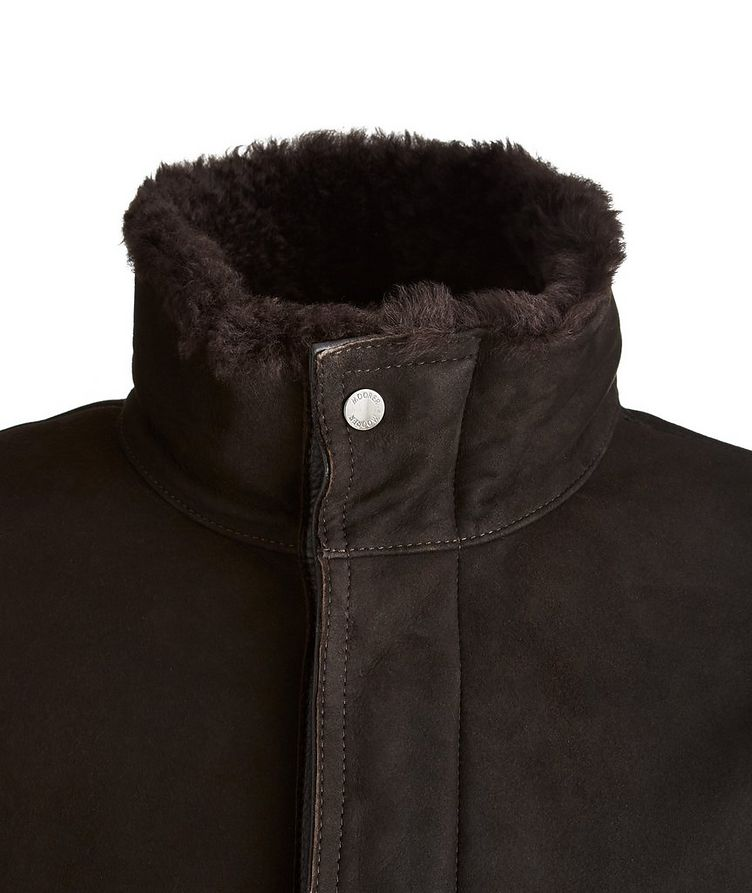 Ettore Me Shearling Jacket image 2