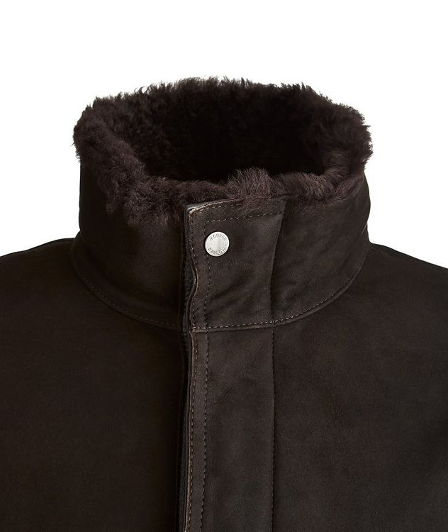 Ettore Me Shearling Jacket picture 3