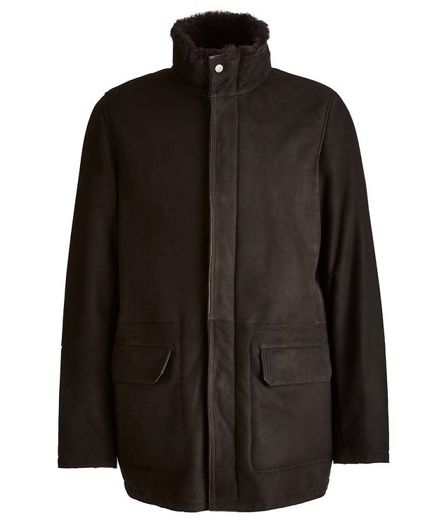Ettore Me Shearling Jacket picture 1