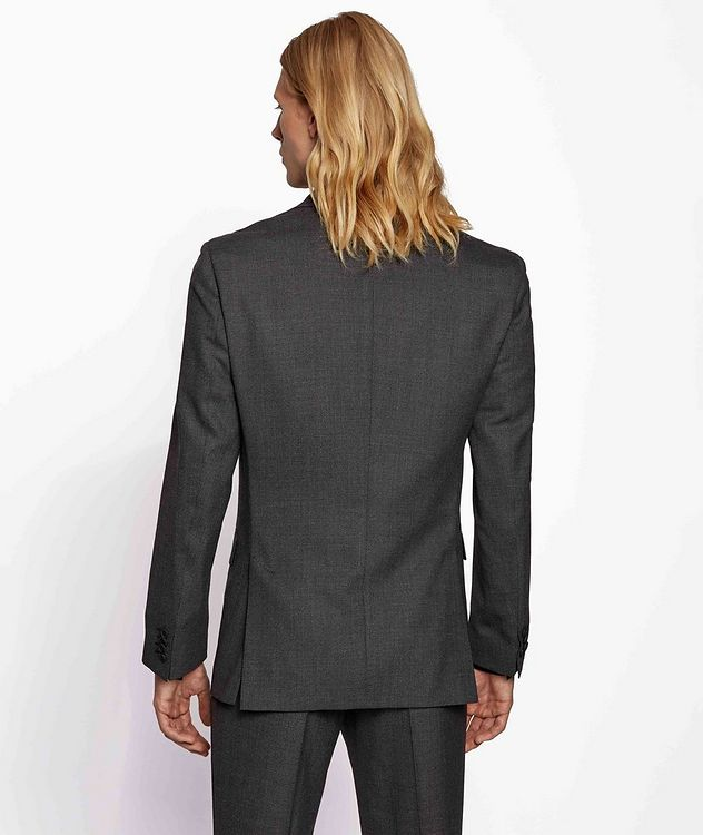 Herrel/Grace Stretch-Wool Suit picture 3