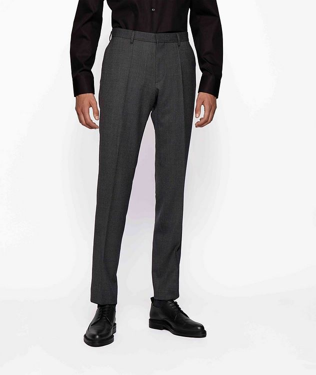 Herrel/Grace Stretch-Wool Suit picture 4