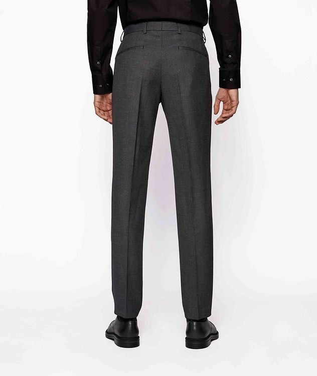 Herrel/Grace Stretch-Wool Suit picture 5