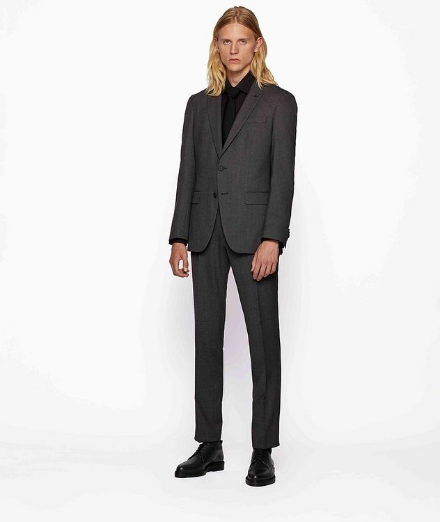Herrel/Grace Stretch-Wool Suit picture 6