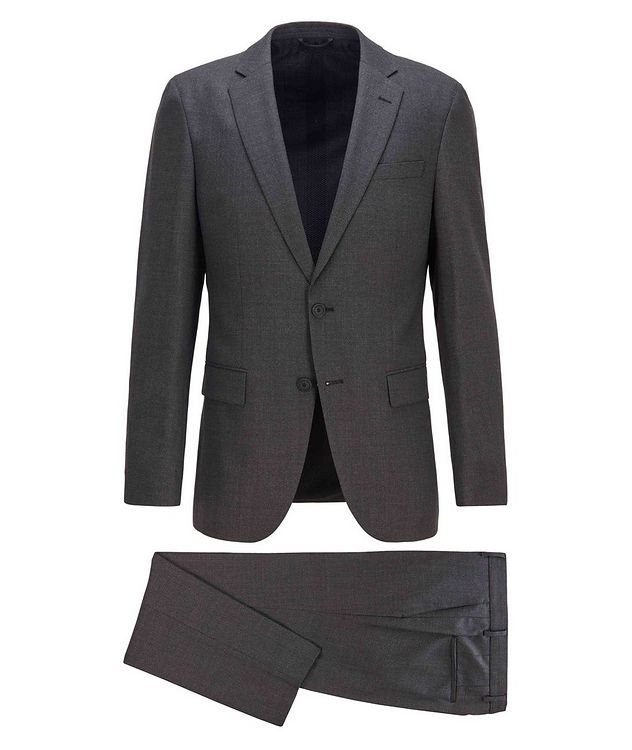 Herrel/Grace Stretch-Wool Suit picture 1