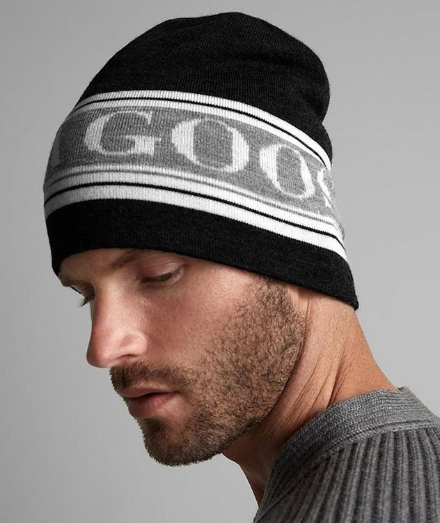 Wool Logo Toque picture 3