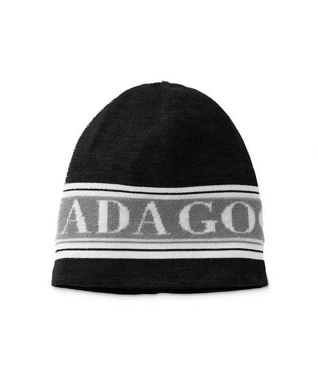 Wool Logo Toque picture 1