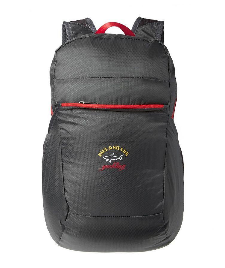 Nylon Travel Backpack image 0