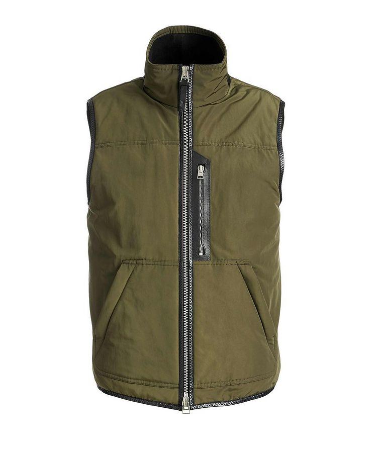 Down-Filled Vest image 0