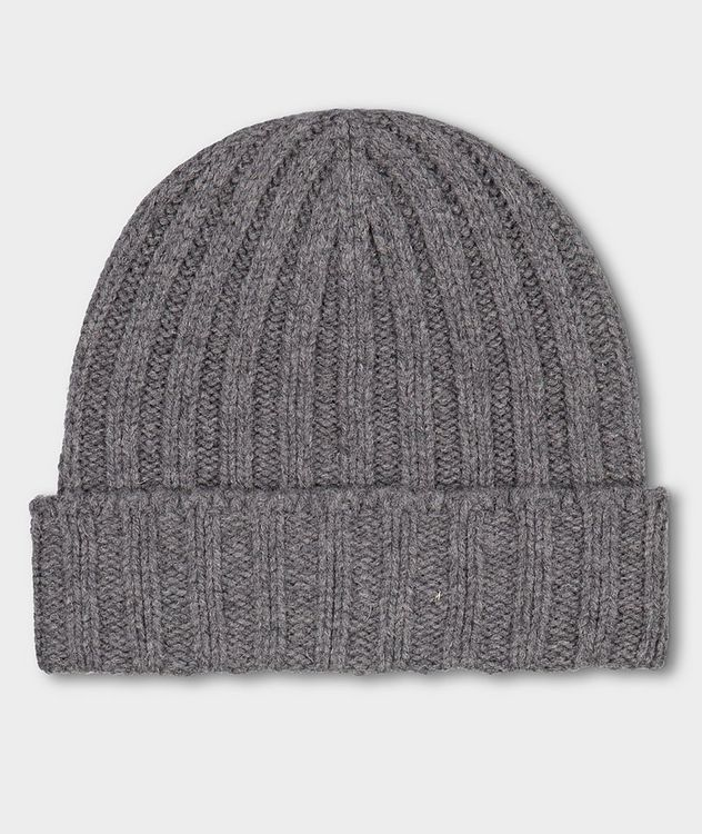 Ribbed Eco-Wool Toque picture 2