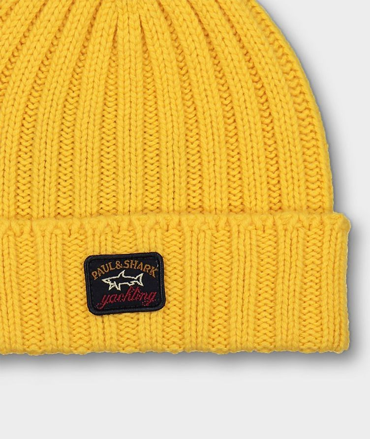 Ribbed Eco-Wool Toque image 2