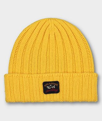 Paul & Shark Ribbed Eco-Wool Toque
