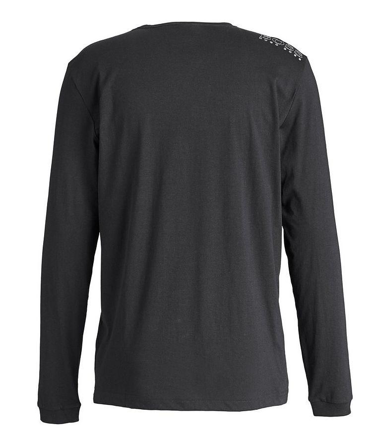 Long-Sleeve Cotton T-Shirt image 1