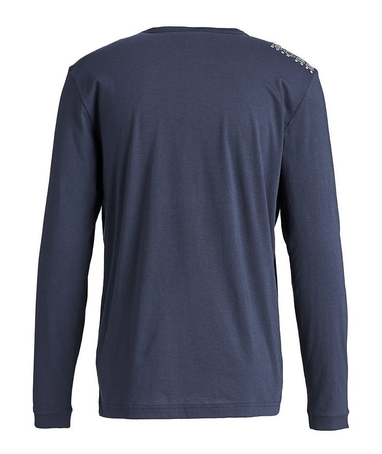 Long-Sleeve Cotton T-Shirt image 1